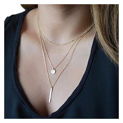 sodialr-women-metal-stripes-multilayer-fleche-explanation-pendant-necklace-gold
