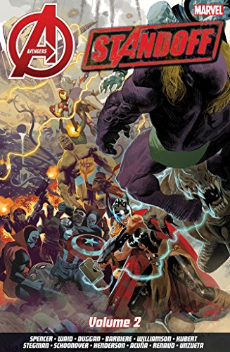 [Avengers Standoff: Volume 2] (By (author) Al Ewing , By (author) Gerry Conway , By (author) Mark Waid) [published: June, 2016]