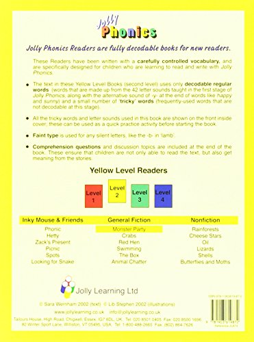 Jolly Readers, General Fiction: General Fiction Level 2