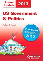 US Government and Politics Annual Update 2013 (Philip Allen As Annual Update)