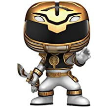 POP! Vinilo - Power Rangers: White Ranger