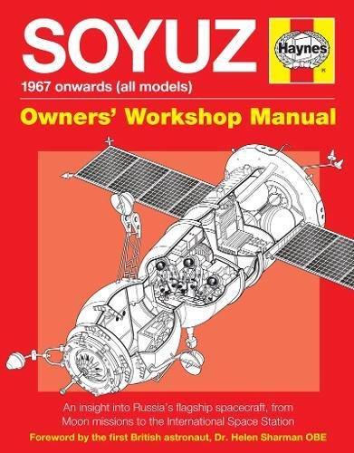 Soyuz Manual: 1967 onwards (all models) (Owners Workshop Manual) por David Baker