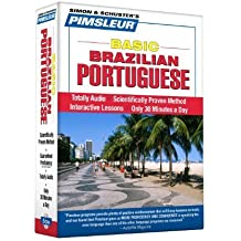 Portuguese (Brazilian), Basic: Learn to Speak and Understand Brazilian Portuguese with Pimsleur Language Programs by Pimsleur (2005-09-06)