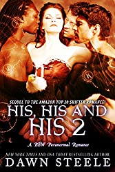 His, His and His 2: An Unusual Paranormal Romance (English Edition)