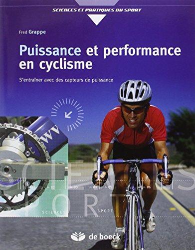 Puissance et performance en cyclisme