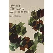 Lectures on Behavioral Macroeconomics