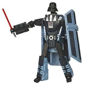 Star Wars Transformers – Darth Vader Tie Advanced – Dark Vador Tie Advanced