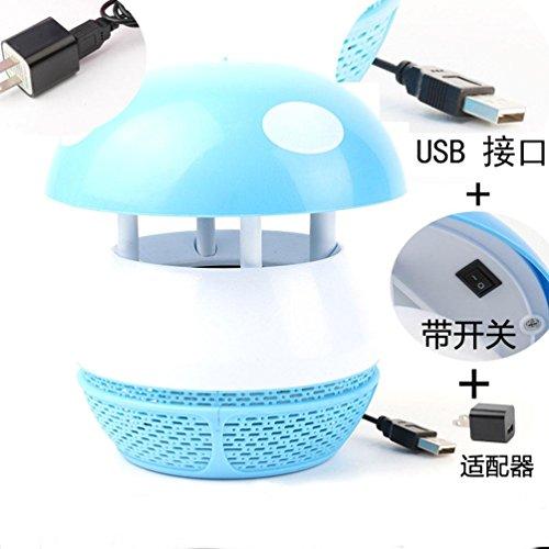 LY YL Lampe Anti-Moustique Électronique, B,B