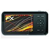 atFoliX Folie für Blackmagic Design Pocket Cinema Camera Displayschutzfolie - 3 x FX-Antireflex-HD hochauflösende entspiegelnde Schutzfolie