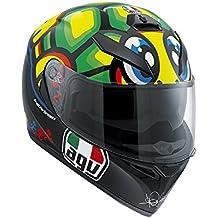 AGV Casco Moto K-3SV E2205Top plk, tortuga, ML