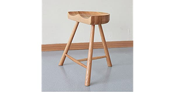 Sgabello alto nordic simple retro bar sgabello sedia alta