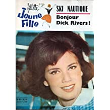 JEUNE FILLE FILLETTE [No 871] du 31/12/2099 - SKI NAUTIQUE - DICK RIVERS - LENY ESCUREDO.