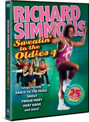 Richard Simmons - Sweatin' to the Oldies 4 by Gaiam - Fitness by E.H. Shipley - Simmons Richard Sweatin