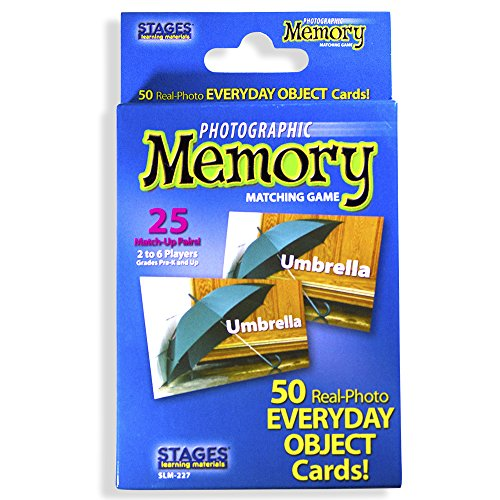 Photographic Memory Game - Everyday Objects