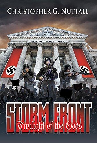 Storm Front (Twilight Of The Gods Book 1) (English Edition) (Twilight Bug)