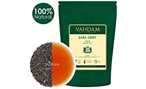 VAHDAM, Imperial Earl Grey Tea Leaves, (200+ Cups) 454g | 100% Natural Bergamot Oil blended with Garden Fresh Black Tea | Floral & Citrusy English Tea | Garden Fresh Earl Grey Loose Leaf Tea