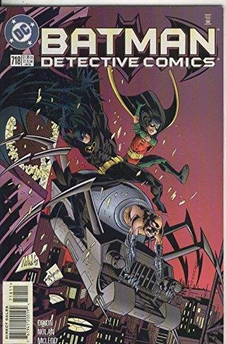 Batman Detective Comics numero 718