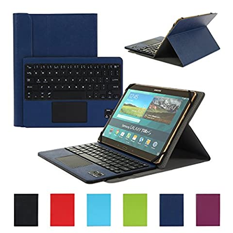 Wireless Keyboards Bluetooth 3.0 Touch Keyboard Cover Case QWERTY UK