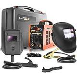 PROARC SYNERGIC Digitale Schweißstation 130 MMA + Sturmhaube LCD 9/13 Koffer Zubehör