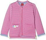 s.Oliver Baby-Mädchen Sweatshirt 65.802.43.5029, Rosa (Prink Stripes 44G2), 92