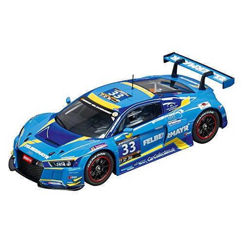Preisvergleich Produktbild Carrera 20030785 Digital 132 Audi R8 LMS  Car Collection Motorsport, No.33