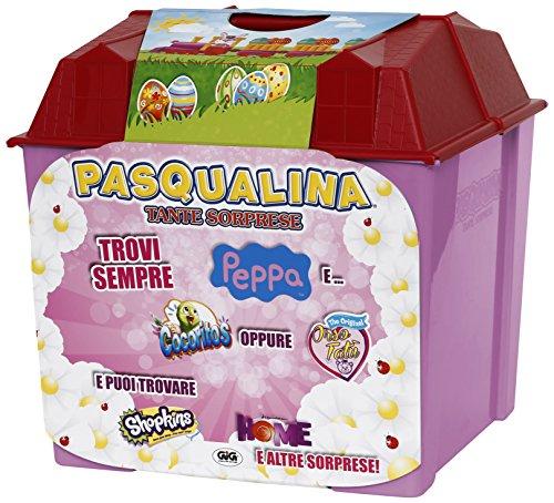 Giochi Preziosi - Contenitore Pasqualina Girl