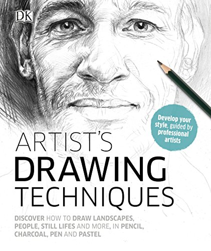 Pdf Artist S Drawing Techniques Discover How To Draw Landscapes People Still Lifes And More In Pencil Charcoal Pen And Pastel Free Download Amazonia Book New2
