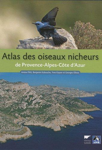 Atlas des oiseaux nicheurs de Provence-Alpes-Côte