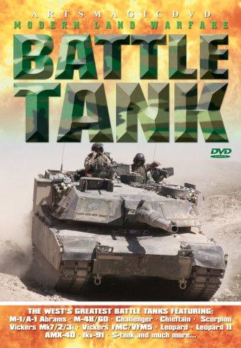 Modern Land Warfare: Battle Tank / (Col Dol) [DVD] [Region 1] [NTSC] [US Import] (Cola-tank)