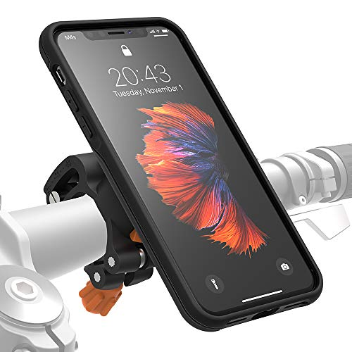 MORPHEUS LABS M4s iPhone XR Bike Kit - Soporte de Bicicleta &...