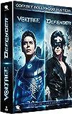 2 films de super-héros : Voltage + Defender