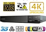 2015 SONY BDP-S6500 4k Upscaling - 2D...