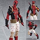 Action Figure Deadpool Model The Avengers The Action Doll Toy Statue Model Home Decoration Gift -16cm A