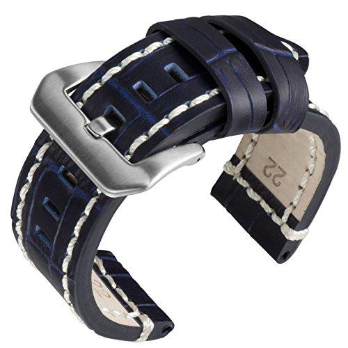 cinturino-orologio-geckotar-vera-pelle-per-i-grandi-orologi-blu-bianco-22mm