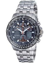 Citizen Herren-Armbanduhr Promaster Super Skyhawk Chronograph Quarz JY0080-62E