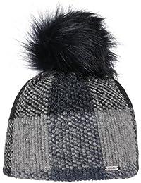 b6d03a1470a Valima Pompom Hat McBURN knit beanie winter beanie