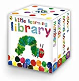 #10: Little Learning Library: Animal Sounds, Words, Numbers & Colours (Set of 4 Books)