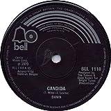 """Candida - Dawn 7"""" 45"""