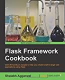 Flask Framework Cookbook (English Edition)