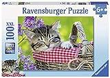 Ravensburger 10539 - Schlafendes Kätzchen