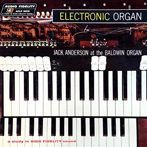 Electronic Organ - Fidelity Electronics