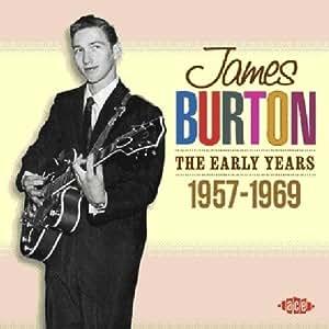 James Burton: The Early Years, 1956-1969