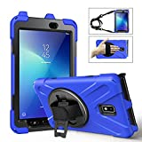 MoKo Case Fit Samsung Galaxy Tab Active 2 8.0, Heavy Duty