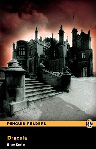 Penguin Readers 3: Dracula Book & MP3 Pack (Pearson English Graded Readers) - 9781447925477 (Pearson english readers) por Bram Stoker