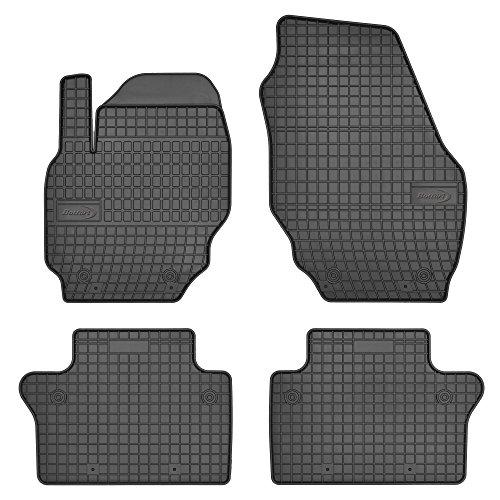 Bottari 39710 Set de 4 tapis de sol sur mesure en caoutchouc pour V60 2011 - ....