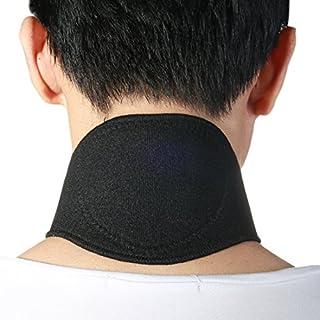 Anudx Zone selbst Heizung Hals Wärme Therapie Unterstützung Gürtel Wrap Brace schwarz RHJ-01
