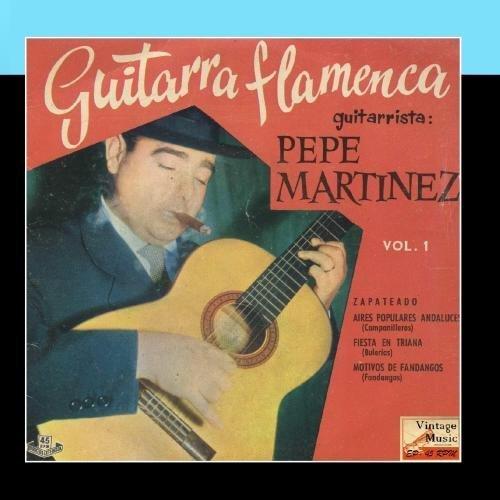 Vintage Flamenco Guitarra No3 - EPs Collectors by Pepe Martinez (2011-03-28)