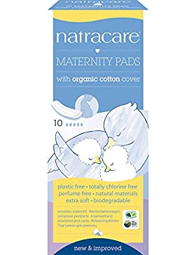 Natracare New Mother Maternity Pads 10's