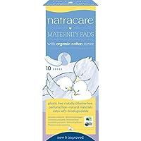 Natracare - 1960 - Compresa Post-Parto Natural Natracare 10 uds