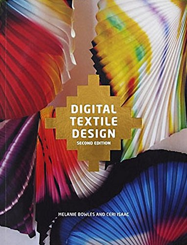Digital Textile Design por Melanie Bowles